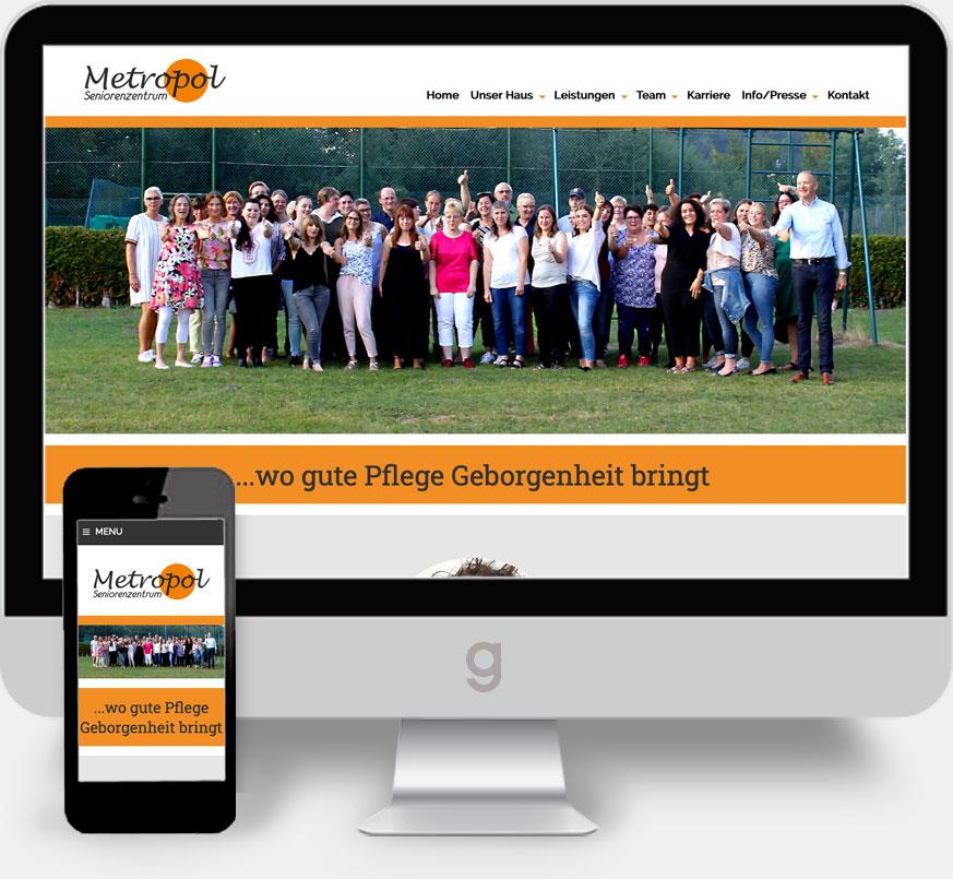 Seniorenzentrum Metropol